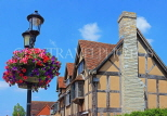 UK, Warwickshire, STRATFORD-UPON-AVON, Shakespeare's birthplace, UK25350JPL