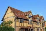 UK, Warwickshire, STRATFORD-UPON-AVON, Shakespeare's birthplace, UK25351JPL