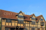 UK, Warwickshire, STRATFORD-UPON-AVON, Shakespeare's birthplace, UK25353JPL