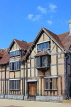 UK, Warwickshire, STRATFORD-UPON-AVON, Shakespeare's birthplace, UK25391JPL
