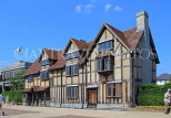 UK, Warwickshire, STRATFORD-UPON-AVON, Shakespeare's birthplace, UK25392JPL