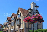 UK, Warwickshire, STRATFORD-UPON-AVON, Shakespeare's birthplace, UK25393JPL