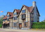 UK, Warwickshire, STRATFORD-UPON-AVON, Shakespeare's birthplace, UK25395JPL