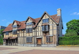 UK, Warwickshire, STRATFORD-UPON-AVON, Shakespeare's birthplace, UK25396JPL