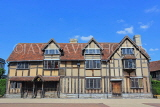 UK, Warwickshire, STRATFORD-UPON-AVON, Shakespeare's birthplace, UK25397JPL
