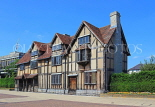 UK, Warwickshire, STRATFORD-UPON-AVON, Shakespeare's birthplace, UK25398JPL