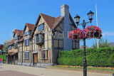 UK, Warwickshire, STRATFORD-UPON-AVON, Shakespeare's birthplace, UK25400JPL