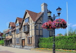 UK, Warwickshire, STRATFORD-UPON-AVON, Shakespeare's birthplace, UK25401JPL