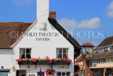 UK, Warwickshire, STRATFORD-UPON-AVON, The Old Thatch pub, UK25510JPL