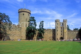 UK, Warwickshire, WARWICK CASTLE, UK5554JPL