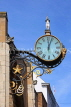 UK, Yorkshire, YORK, Coney St, Little Admiral Clock at St Martin-le-Grand Church, UK3177JPL