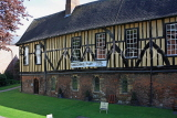 UK, Yorkshire, YORK, Fossgate, Merchants Hall, timber framed building, UK3172JPL