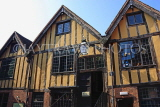 UK, Yorkshire, YORK, Fossgate, Merchants Hall, timber framed buildings, UK3170JPL