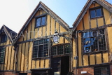 UK, Yorkshire, YORK, Fossgate, Merchants Hall, timber framed buildings, UK3171JPL