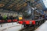 UK, Yorkshire, YORK, National Railway Museum, steam locomotive, UK3021JPL