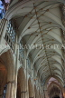 UK, Yorkshire, YORK, York Minster, interior, nave, UK9868JPL