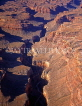 USA, Arizona, GRAND CANYON, aerial view, rock formations, GC22JPL