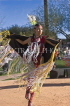 USA, Arizona, Phoenix, native American performing tradtional dance in festival, US4293JPL
