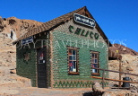 USA, California, Calico Ghost Town, Bottle House, US4851JPL