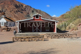 USA, California, Calico Ghost Town, abandoned store, US4866JPL