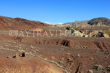 USA, California, Calico Ghost Town, surrounding landscape, US4843JPL