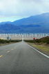 USA, California, Death Valley National Park, highway, US4764JPL