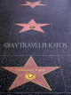 USA, California, LOS ANGELES, Hollywood, Walk of Fame, US3935JPL