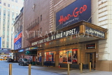 USA, New York, MANHATTAN, Broadway, Booth Theater, Hand to God play, US4649JPL