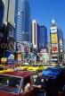 USA, New York, MANHATTAN, Broadway and Times Square, US2828JPL