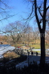 USA, New York, MANHATTAN, Central Park, Winter scene, US4478JPL