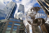 USA, New York, MANHATTAN, Columbus Circle at Broadway, architecture, US4076JPL