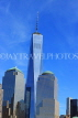 USA, New York, MANHATTAN, Downtown buildings and One World Trade Center, US4490JPL