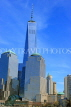 USA, New York, MANHATTAN, Downtown buildings and One World Trade Center, US4492JPL