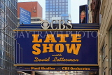 USA, New York, MANHATTAN, Ed Sullivan Theater, US4648JPL
