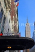 USA, New York, MANHATTAN, Empire State Building, and Macy's store, US4591JPL