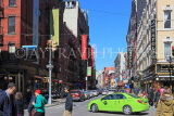 USA, New York, MANHATTAN, Little Italy, street scene, US4675JPL