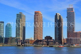 USA, New York, MANHATTAN, Long Island, apartments, view from East River, US4644JPL