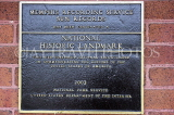 USA, Tennessee, MEMPHIS, Sun Studio, info plaque, US4390JPL