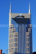 USA, Tennessee, Nashville, AT&T 'Batman' building, US4335JPL