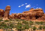 USA, Utah, Arches National Park, rock formations, US3457JPL