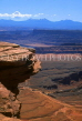 USA, Utah, Canyonlands National Park, view from Dead Horse Point, US2726JPL