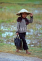 VIETNAM, Nha Trang, child with conical hat, VT479JPL